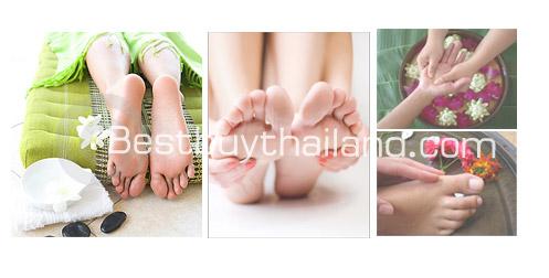 ครีมนวดฝ่าเท้าสมุนไพร สปาเท้า มือ ลำตัว แขน ขา บรรเทาอาการเท้าปวดเมื่อย คลายเส้นตึง  พร้อมช่วยบำรุงฝ่าเท้าและแก้รอยแตกบนฝ่าเท้า